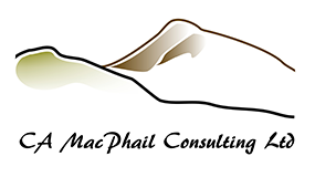 An image showing the Ca Macphail Logo for 5 Agri. Agricultural Consultants for the Farming and Croft