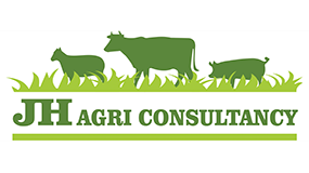 An image showing the JH Agri Consultancy Logo for 5 Agri. Agricultural Consultants for the Farming a