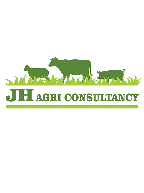 An image showing the JH Agri Consultancy tall Logo for 5 Agri. Agricultural Consultants for the Farm