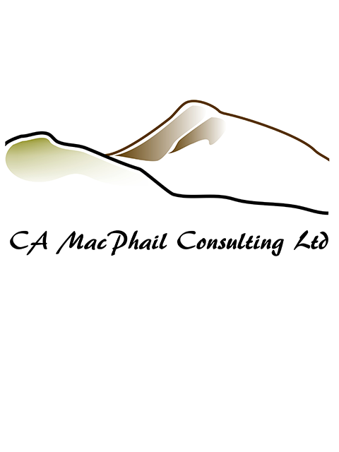 An image showing the Ca Macphail tall Logo for 5 Agri. Agricultural Consultants for the Farming and