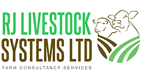 An image showing the RJ Livestock Systems ltd colour Logo for 5 Agri. Agricultural Consultants for t